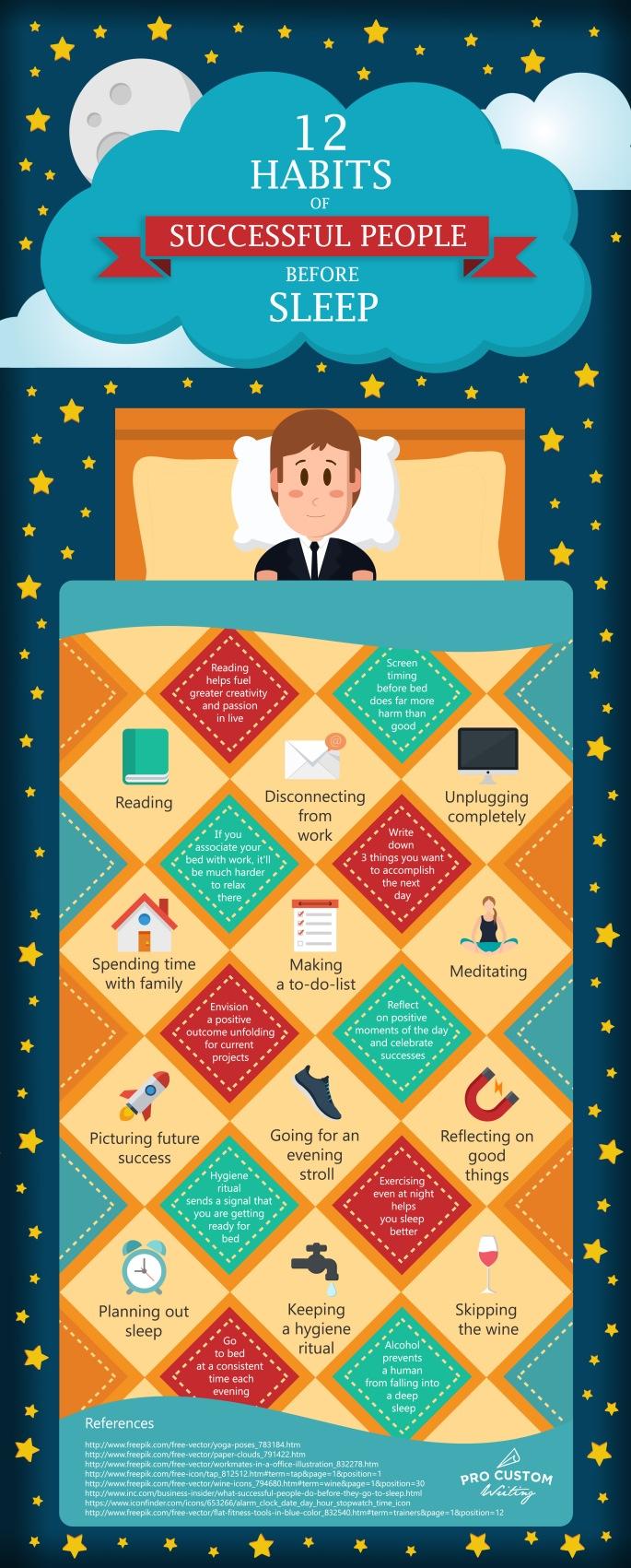 habits-before-sleep
